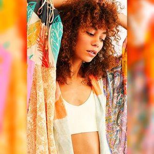 Free People Lenora Kimono